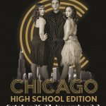 Production poster for PHS Drama's 'Chicago'