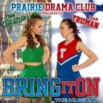 BRING IT ON POSTER Square
