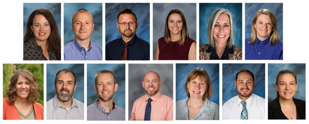 New Administrators for the 2019-20 school year