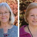 Linda Allen and Laurie Sundby