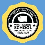 Washington School Recognition Program Logo