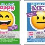 sample emoji cards