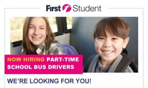 First Student bus drivers image